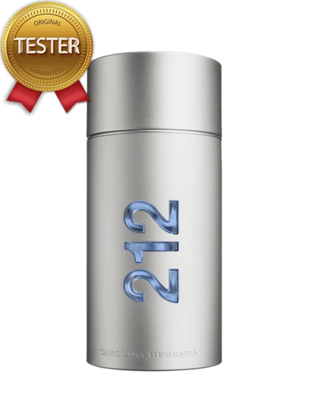 Carolina Herrera 212 EDT 100мл - Тестер за мъже